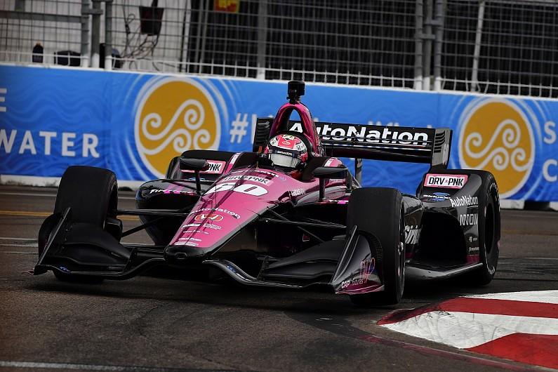 Jack Harvey gets 2019 IndyCar 10-race deal as Meyer Shank expands
