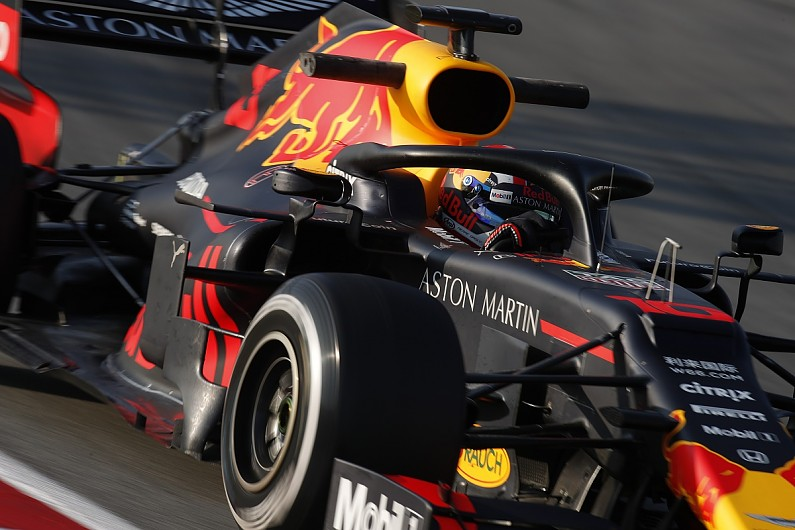 Red Bull Says It S Having Best Ever Formula 1 Pre Season With Honda F1 Autosport
