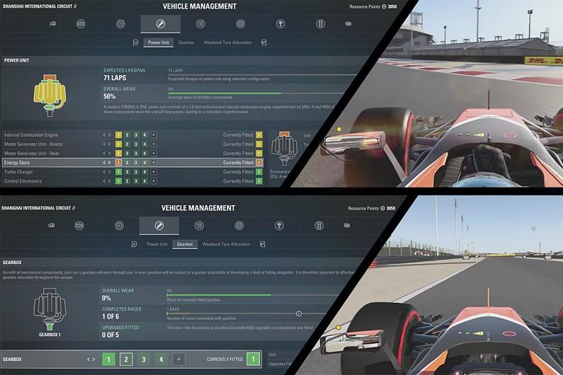 F1 2019 ps4 sound hookups