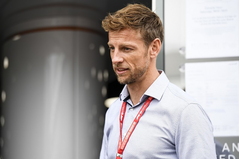 Jenson Button: Patience needed during DTM and SUPER GT's ...