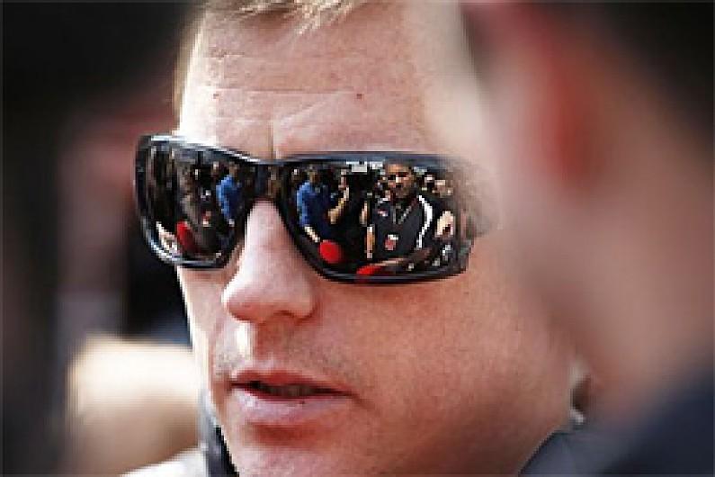 Lotus not worried Red bull can lure Kimi Raikkonen away