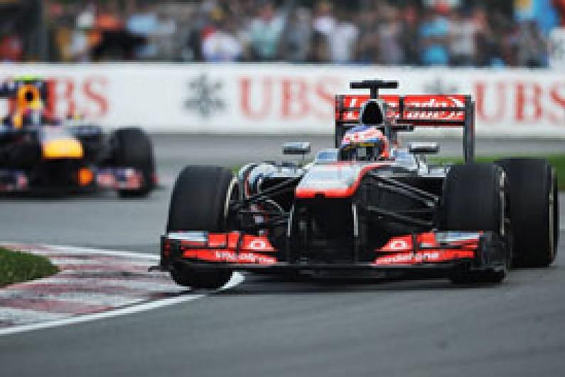 Jenson Button sure McLaren will be stronger in F1 British GP