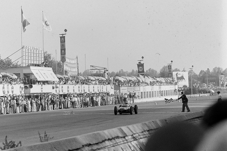Race of My Life: Phil Hill on the 1961 Italian Grand Prix - Motor Informed