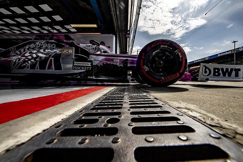 Racing Point Formula 1 team plans major Singapore GP upgrade