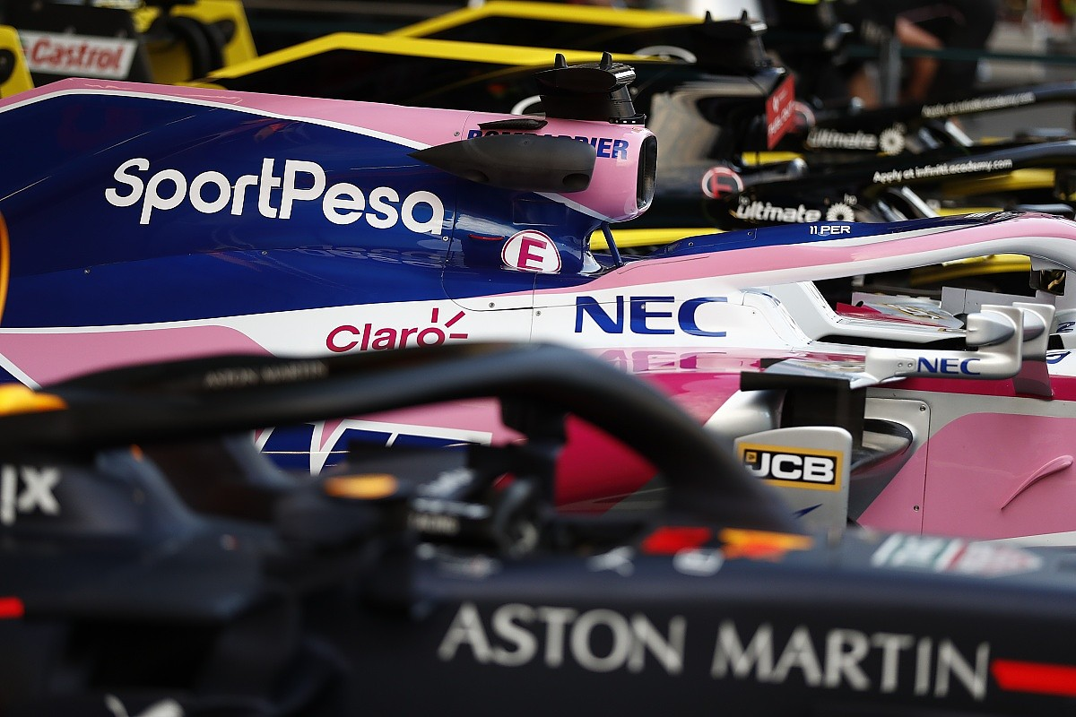 Racing Point To Be Rebranded As Aston Martin Formula 1 Team In 2021 F1 News Autosport