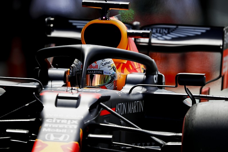 Verstappen: Red Bull would still be behind Mercedes in hot conditions - Motor Informed