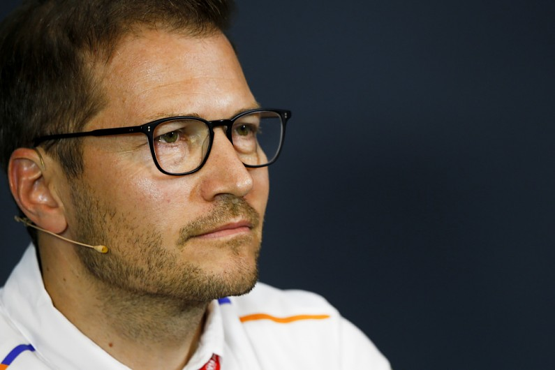 No more 'matrix' management structure at McLaren Formula 1 team
