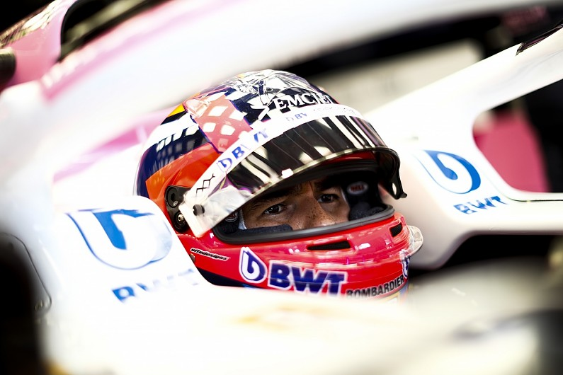 """Perez braced for """"painful day"""" at Eifel GP in championship battle - Motor Informed"""