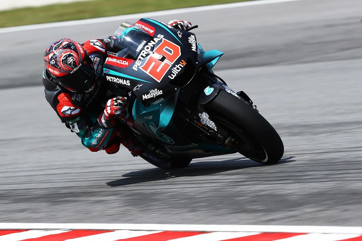Quartararo Gets Factory Spec Yamaha For 2020 Motogp Season Motogp Autosport
