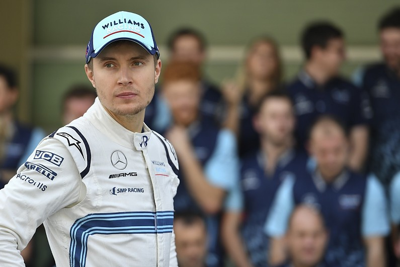 Axed Williams F1 driver Sirotkin joins Audi Jerez DTM test line-up