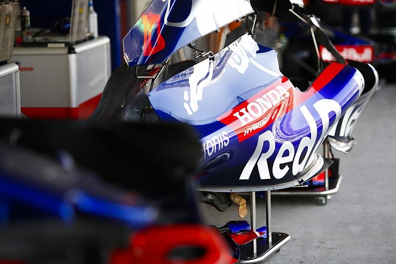 Toro Rosso's Formula 1 tech experiments continue ahead of 2019