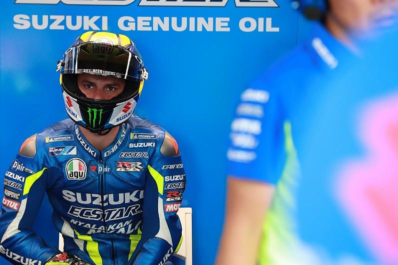 Suzuki MotoGP rider Joan Mir to stay in hospital after test crash