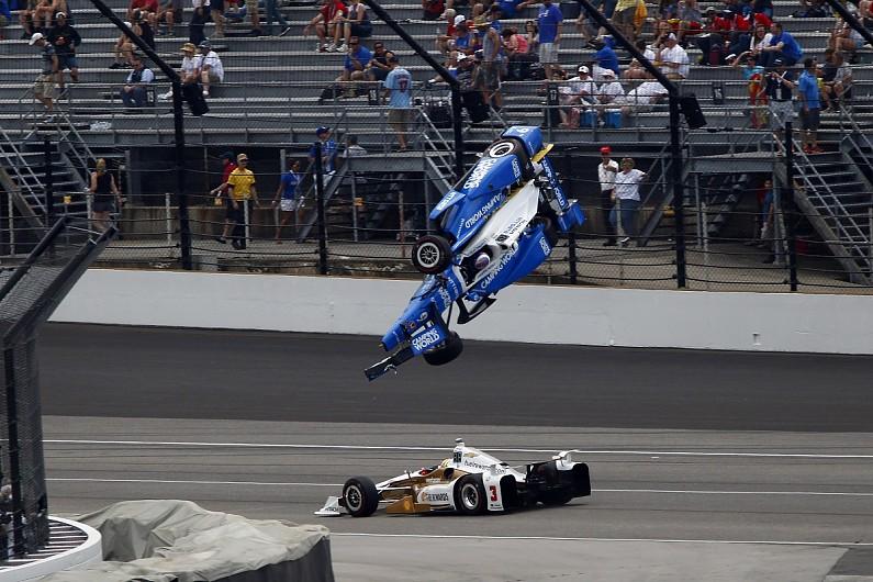 Scott Dixon Escapes Horrific Indianapolis 500 Crash With