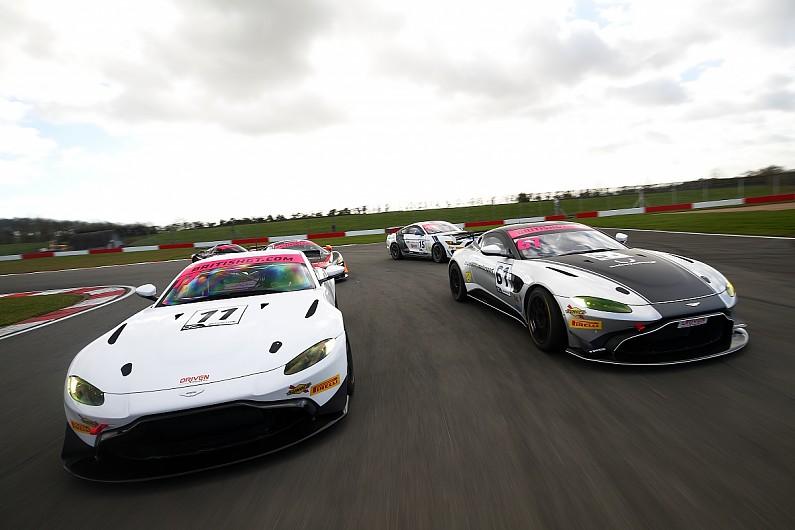 Aston Martin picks 23 drivers for revised academy scheme shootout