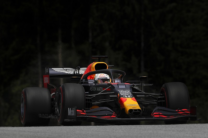Albon understands why Verstappen got updated Red Bull F1 nose concept