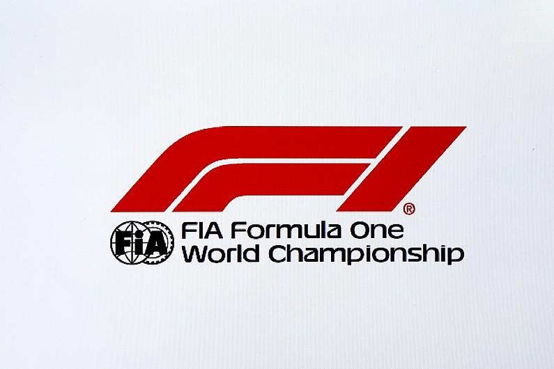 Formula 1 unveils new logo for 2018 season - F1 - Autosport