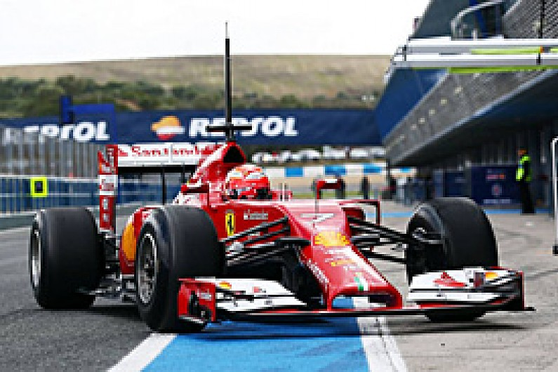 Ferrari 2014 Formula 1 Cars Ugly Noses Significance Overplayed F1 Autosport