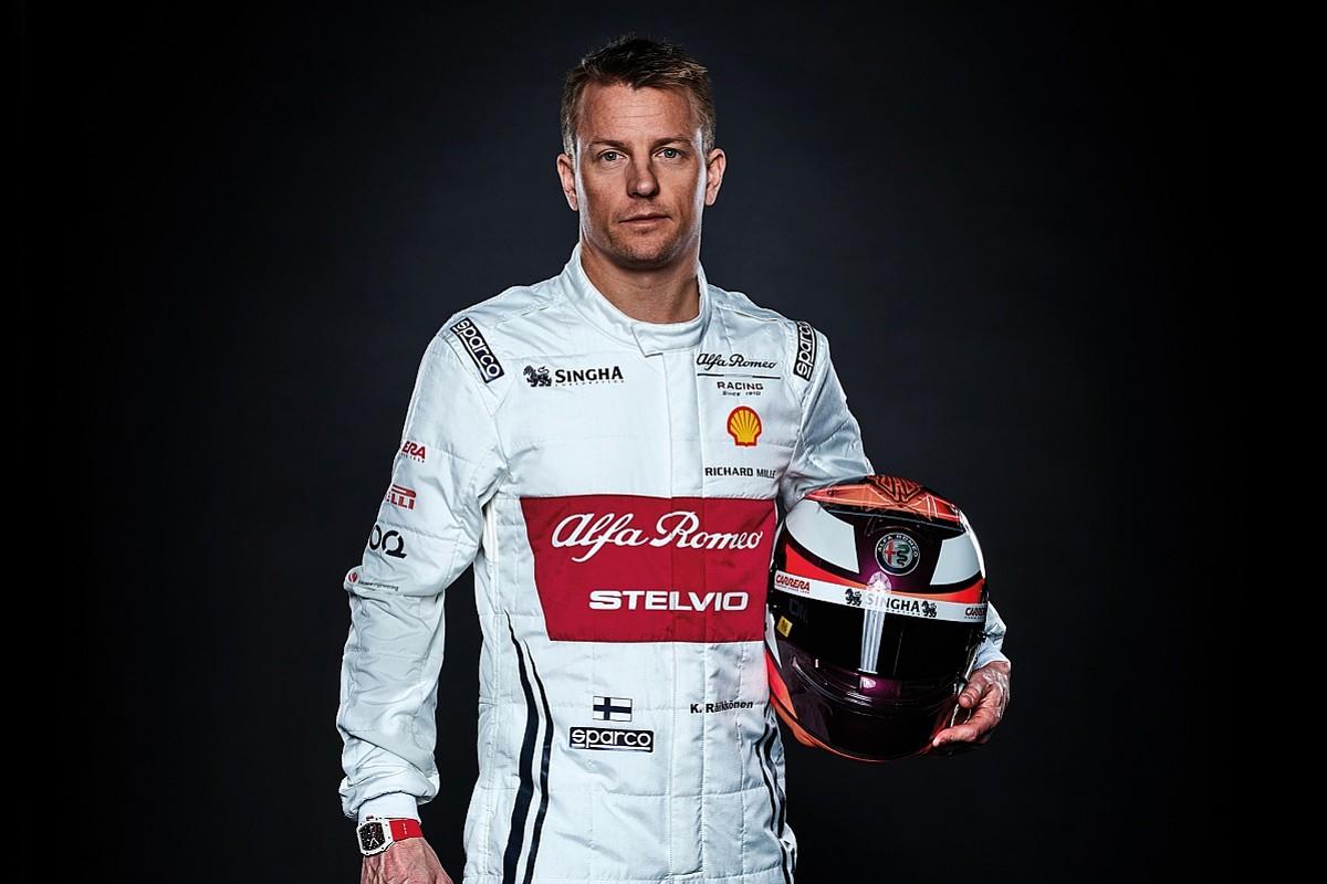 Raikkonen on fatherhood, fixing toilets and life after Ferrari - F1 - Autosport Plus
