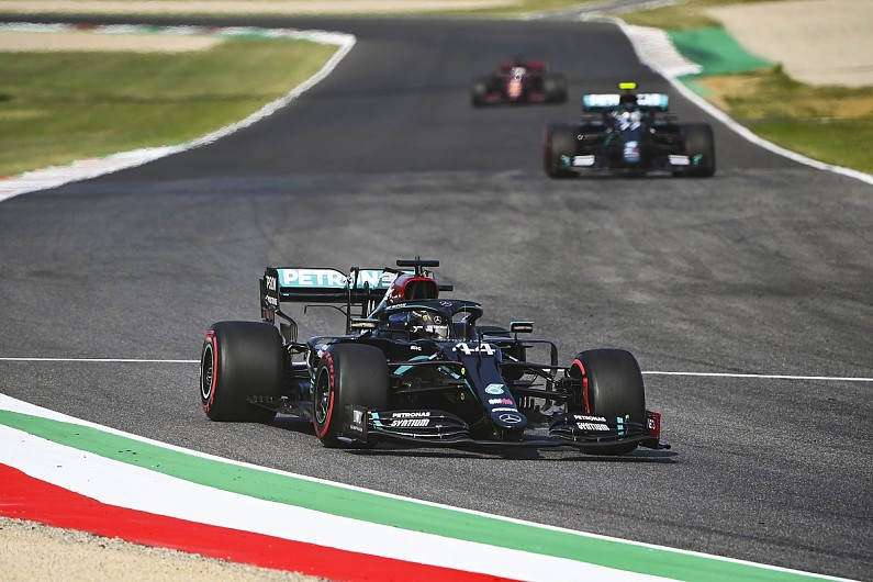 "Hamilton: ""Pressure higher than ever"" at Mugello after Bottas' F1 practice pace - Motor Informed"
