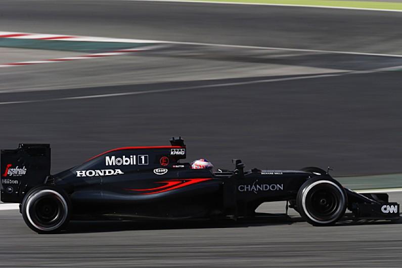 Mclaren S Full 2016 F1 Spec Won T Run Until Australian Grand Prix