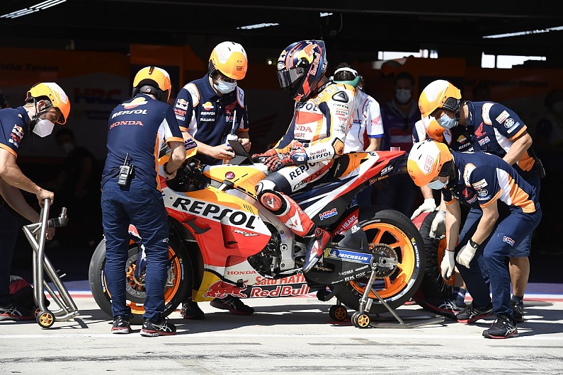 "Will introducing radios change the ""DNA"" of MotoGP? - Motor Informed"