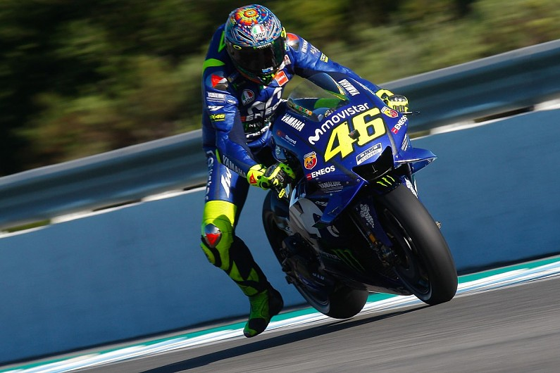 Rossi Yamaha S Early Developments For 19 Motogp Season Not Enough