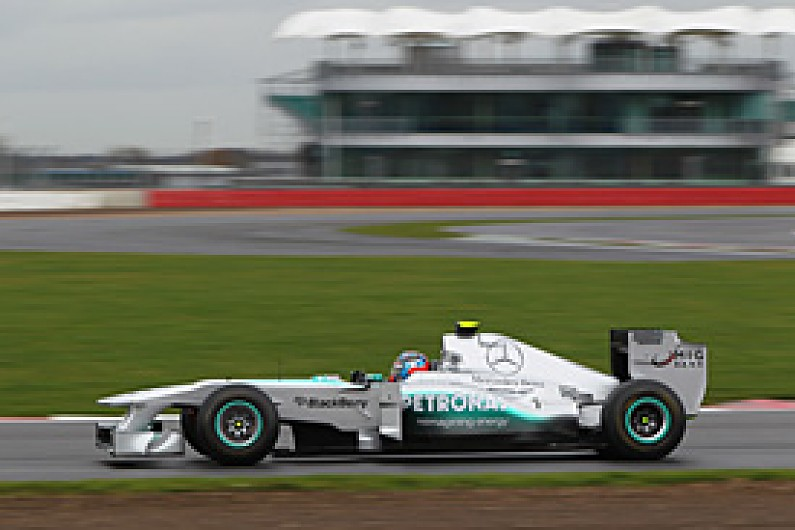 Mercedes gives Jazeman Jaafar F1 evaluation test at Silverstone