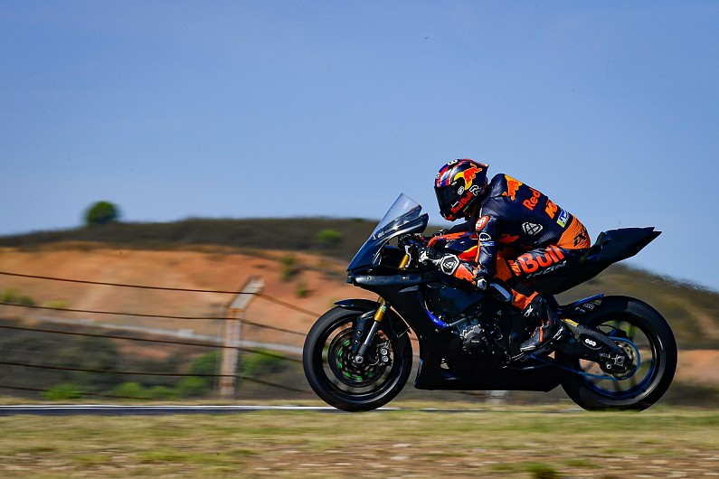 "Espargaro: Portimao ""borderline"" on MotoGP safety - Motor Informed"