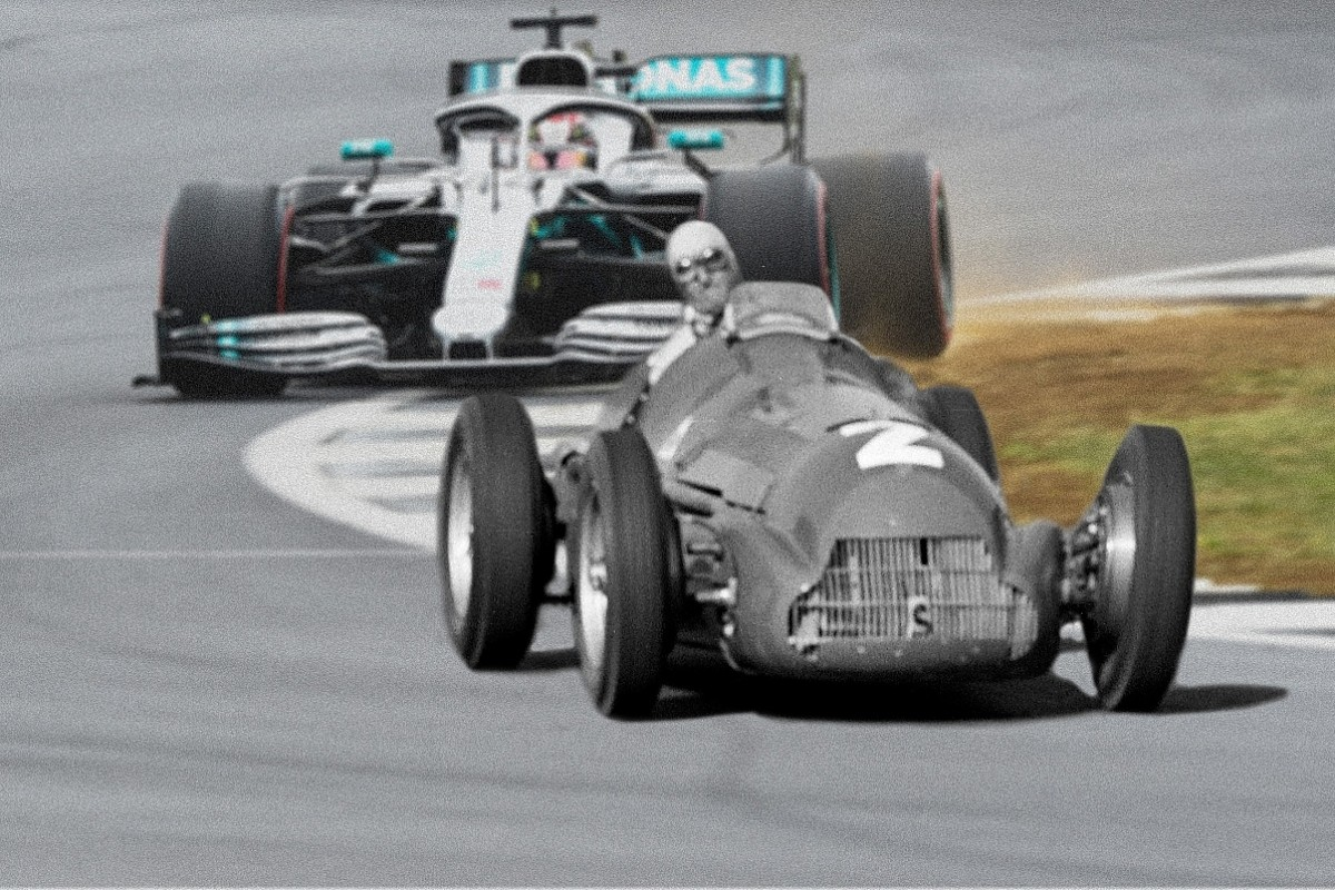 F1 S 70th Anniversary How Have F1 Cars Changed Since 1950 F1 Autosport