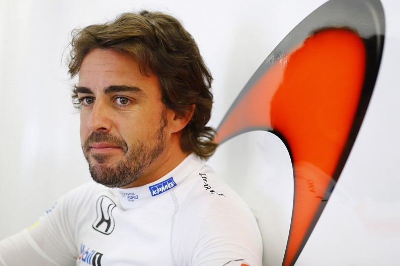 Fernando Alonso 'cannot do more' to push Honda in F1