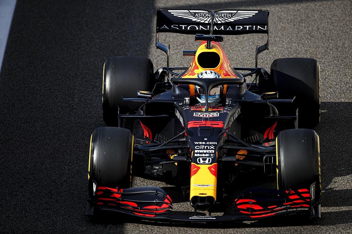 Red Bull Won T Replace Aston Martin As Title Sponsor On 2021 F1 Car F1 News Autosport