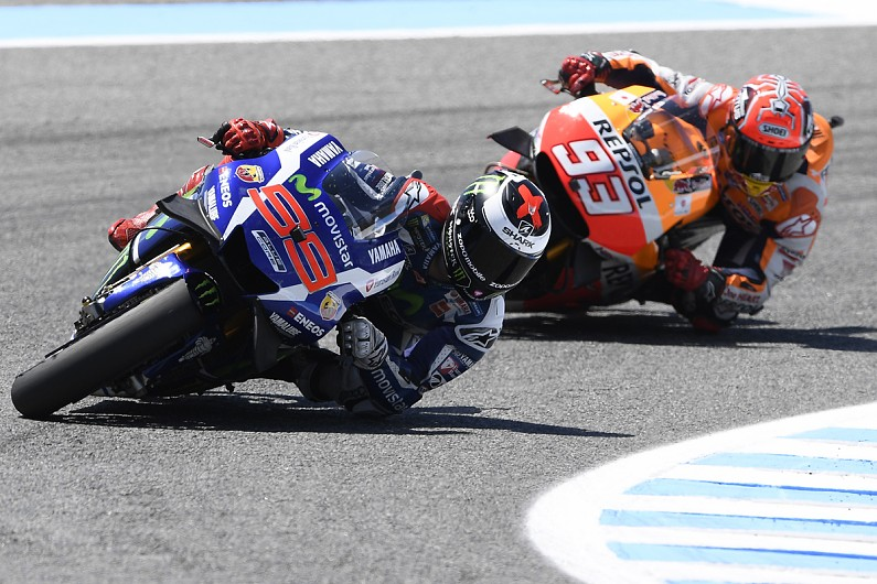 MotoGP offers Lorenzo and Marquez bodyguards after Rossi row