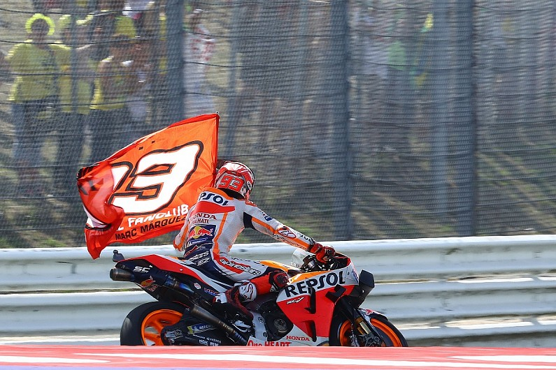 Marquez: Rossi spat gave me extra motivation to win Misano MotoGP