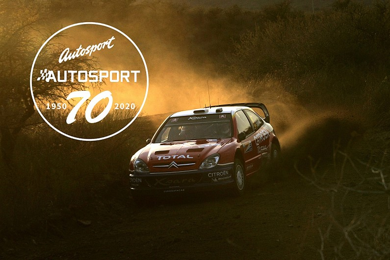 Autosport 70: A world rally legend says goodbye?