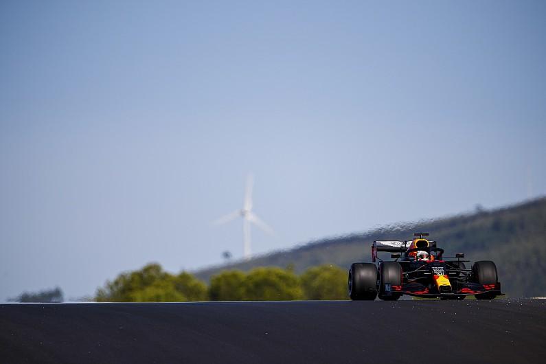 "Verstappen bemoans lack of grip in ""confusing"" F1 Portuguese GP qualifying"
