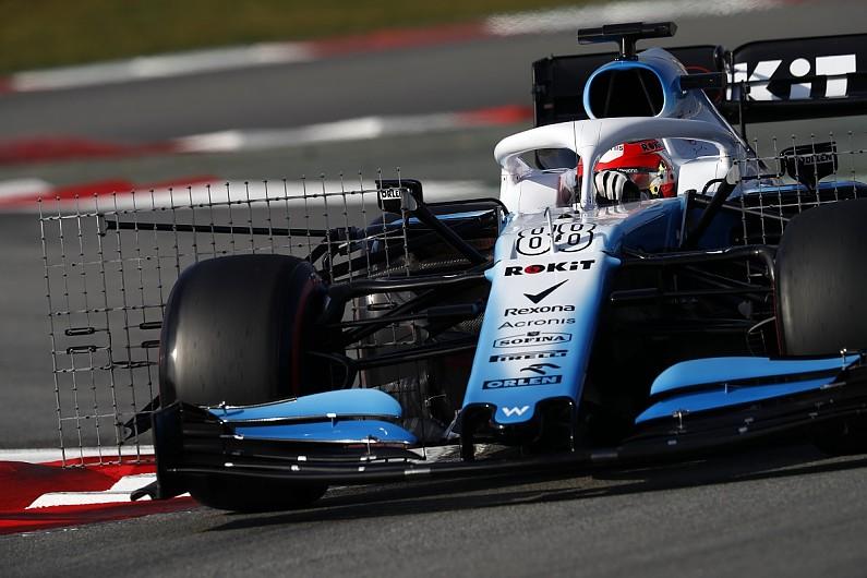 Resultado de imagen de Kubica Test f1 2019