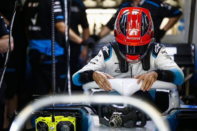 Robert Kubica denies tension with Williams Formula 1 team