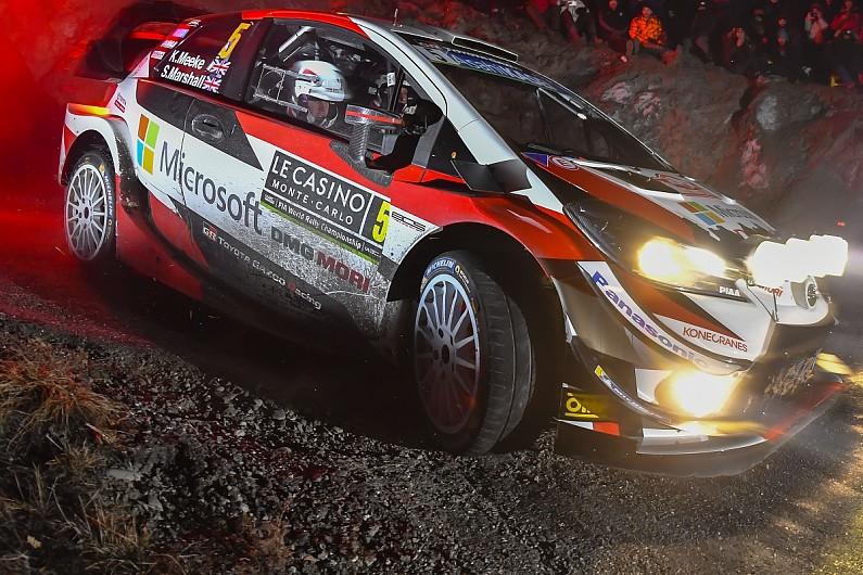 Toyota WRC squad plans to build R5-spec car for WRC2 class