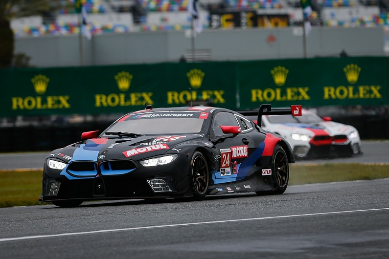"Rahal: Double BMW Daytona GTLM wins not just ""lucky"""