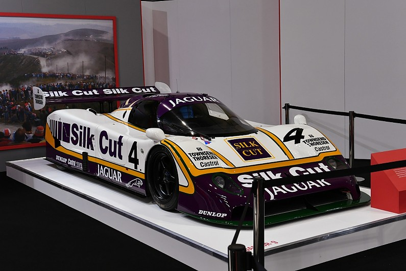 Video: Under the skin of Jaguar's XJR-9 Le Mans 24 Hours legend