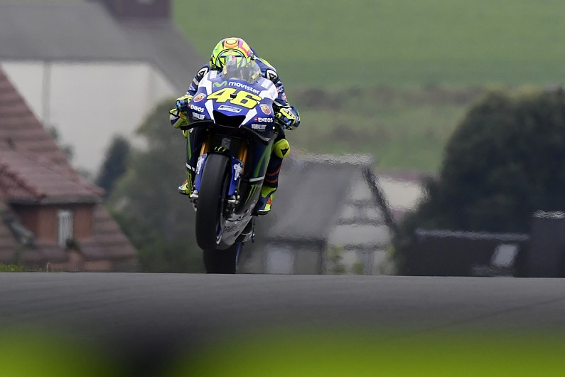 Valentino Rossi says struggling Yamaha 'nothing special' in practice