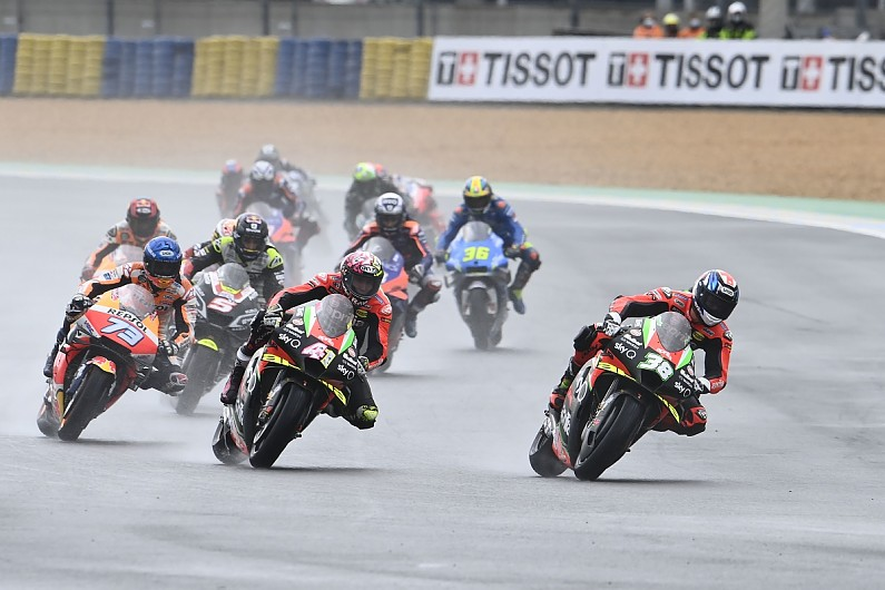 "Electronics let down ""heartbroken"" Smith in MotoGP French GP - Motor Informed"