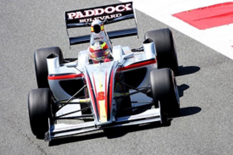 Monras sets F2 practice pace - F2 - Autosport