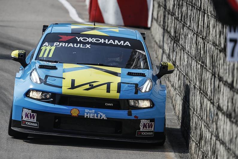Macau WTCR: Priaul takes first WTCR win of 2019 in Macau finale