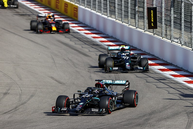 Horner hints at Mercedes complacency during F1 Russian GP - Motor Informed