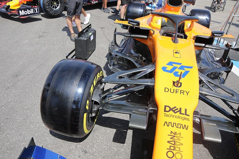 "McLaren taking ""adventurous"" approach to testing F1 developments"