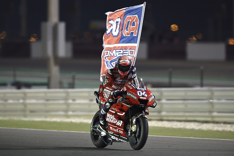 Aprilia: Ducati should keep controversial Qatar MotoGP win