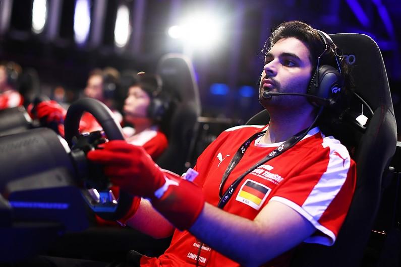 Mikail Hizal dominates Austrian Gran Turismo Nations Cup round