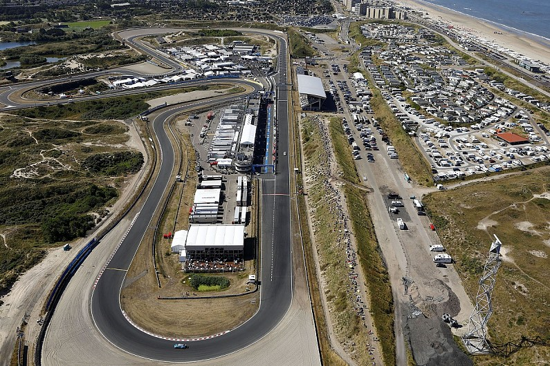 Analysis What Does Zandvoort Need To Do To Be Ready For F1 In 2020 F1 Autosport