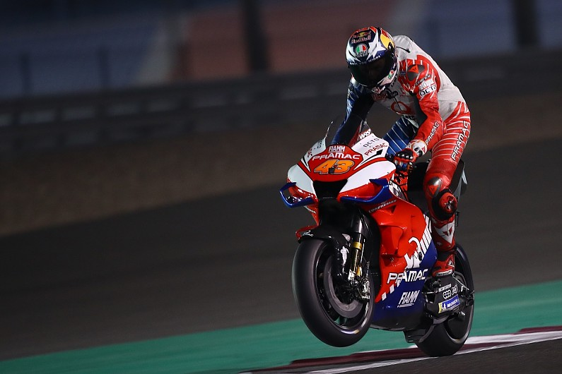 """MotoGP News: Miller """"looked like he was in his first or second year"""" when he joined Pramac"""
